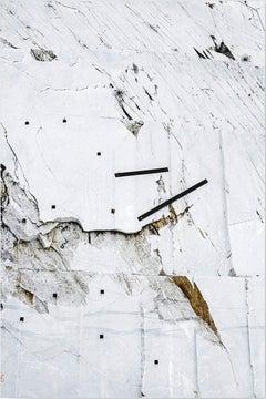 Block VII - Fine Art Photography, Landscape, Marble, Contemporary, Robert Wunsch