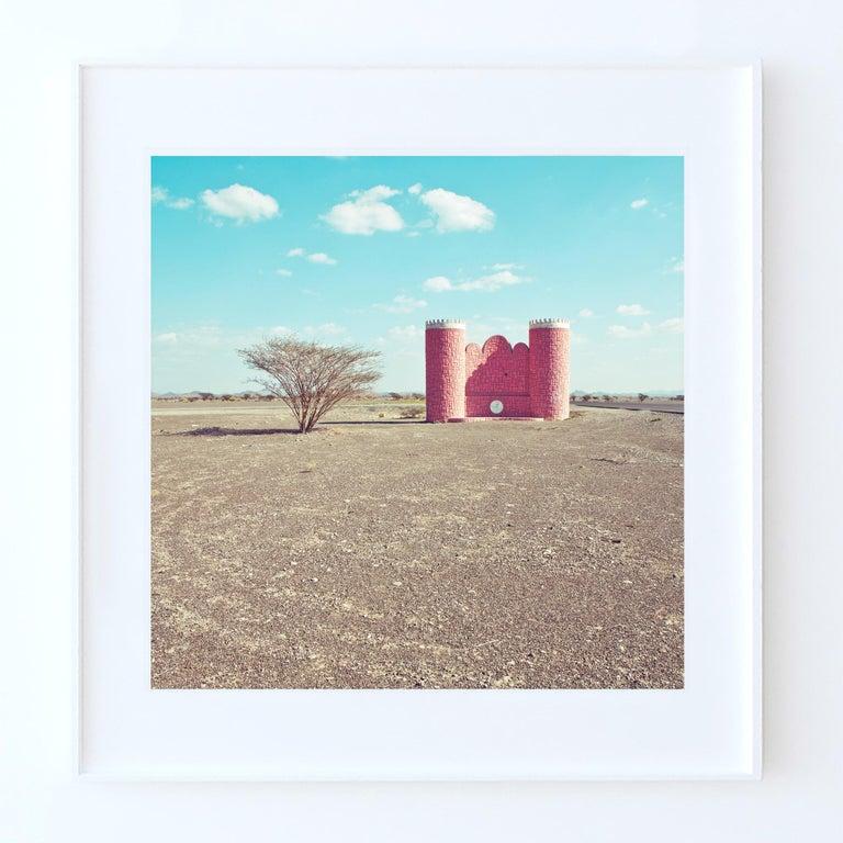 Falaj al Harth - Fine Art Photography, Landscape, Contemporary, Roger Grasas For Sale 1