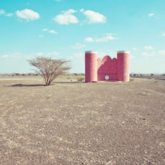 Falaj al Harth - Fine Art Photography, Landscape, Contemporary, Roger Grasas