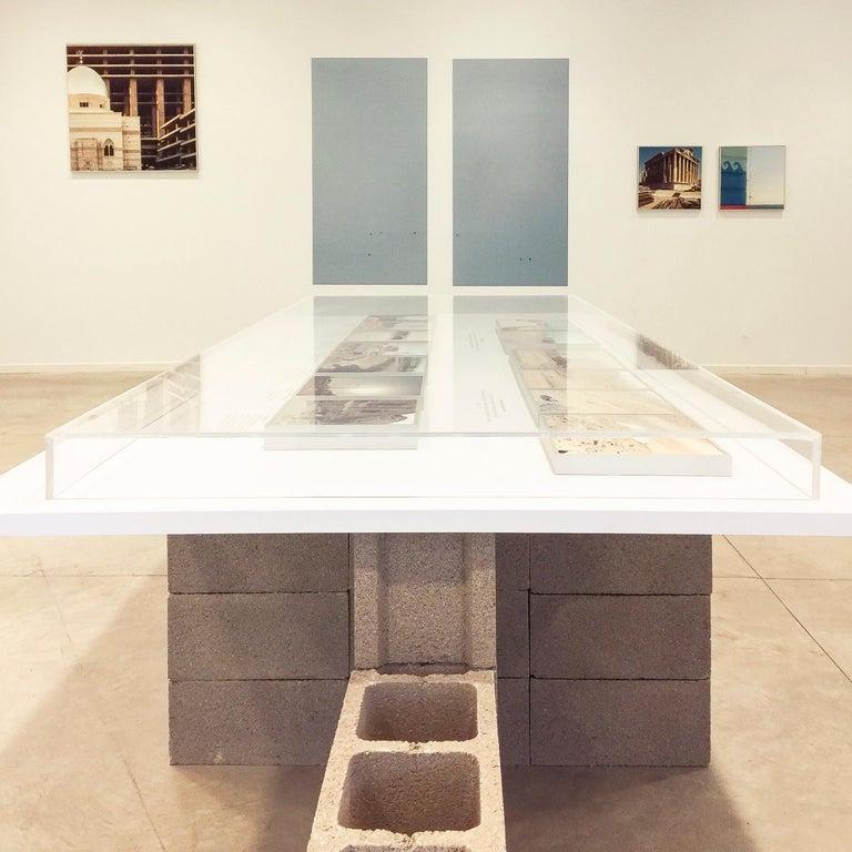 Falaj al Harth - Fine Art Photography, Landscape, Contemporary, Roger Grasas For Sale 3