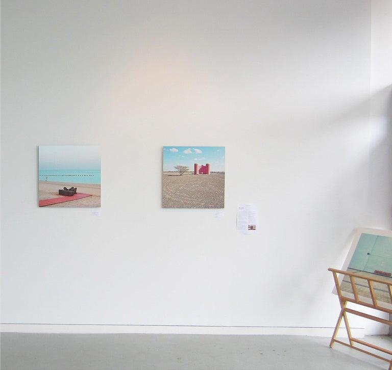Falaj al Harth - Fine Art Photography, Landscape, Contemporary, Roger Grasas For Sale 2