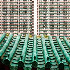 Kowloon, Hong-Kong, China  - Color Photography, Architecture, Roger Grasas, 2009