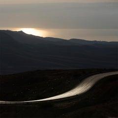 Mount Nebo I, Jordan - Photography, Landscape, 21st Century, Roger Grasas, 2012