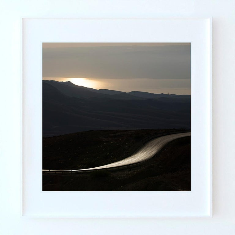 Mount Nebo I, Jordan - Photography, Landscape, 21st Century, Roger Grasas, 2012 For Sale 1