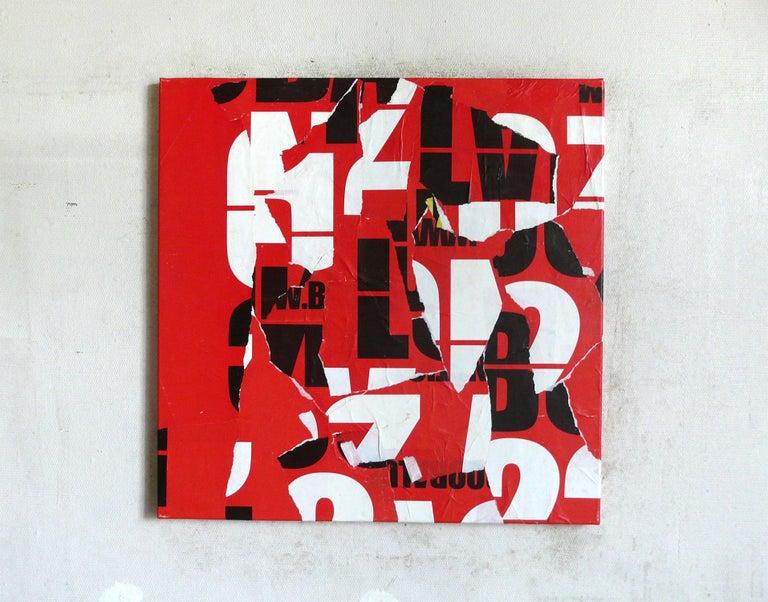 SLPCXXXIII - Collage, Paper, Mixed Media, Contemporary, Art, Christian Gastaldi - Abstract Mixed Media Art by Christian Gastaldi