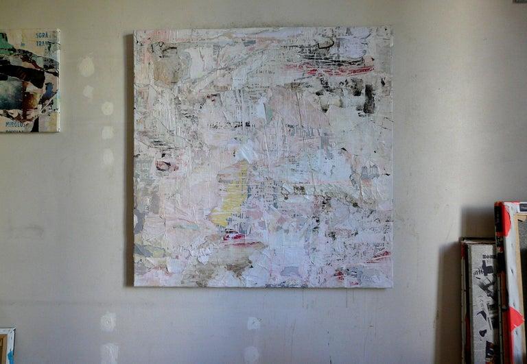 MPL82 - Collage, Paper, Mixed Media, Contemporary, Art, Christian Gastaldi For Sale 1