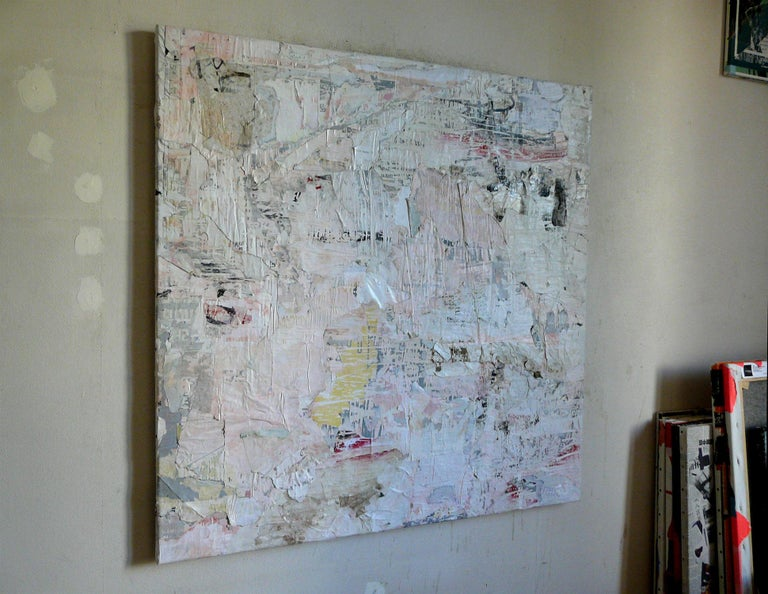 MPL82 - Collage, Paper, Mixed Media, Contemporary, Art, Christian Gastaldi For Sale 2