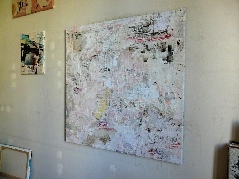 MPL82 - Collage, Paper, Mixed Media, Contemporary, Art, Christian Gastaldi For Sale 3