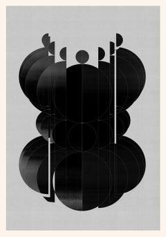 M366 -  Digital Painting, Architecture, Contemporary, Art, Art Decó, Jesús Perea