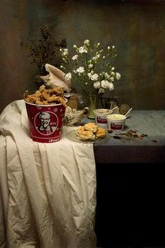KFC I - Photography, Still Life, Baroque, Contemporary, Art, Food, Aaron Alamo