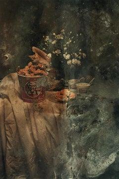 KFC III - Photography, Still Life, Baroque, Contemporary, Art, Food, Aaron Alamo