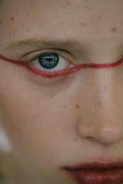 Space - Fine Art Photography, Close Up, Eyes, Contemporary, Martina Matencio