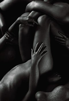 Midnight 05 - Fine Art Photography, Black & White, Portrait, Nude, Marius Budu