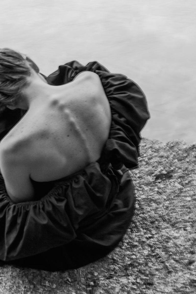 Untitled 2 fine art photography portrait black white sofia fernandez