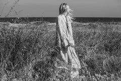 Untitled 8 - Fine Art Photography, Portrait, Black & White, Sofia Fernandez