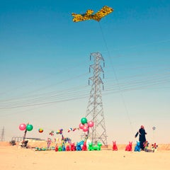 Janadriyah - Fine Art Photography, Landscape, Contemporary, Art, Roger Grasas