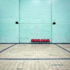 Plôce - Fine Art Photography, Landscape, Blue, Contemporary, Art, Roger Grasas