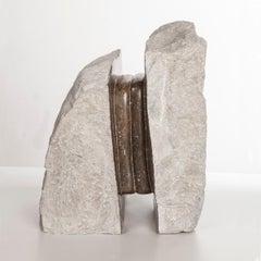 Dos Mons - Abstract, Outdoor Sculpture, Contemporary, Art, Ricard Casabayó