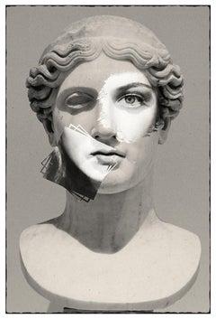 Metáfora XLIII - Fine Art Print, Collage, Digital, Contemporary, Sephora Venites