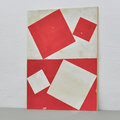 Untitled 15 - Abstract Geometric Painting, Wood , Contemporary, Art, Pol Pintó