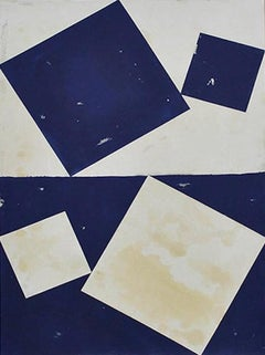 Untitled 16 - Abstract Geometric Painting, Wood , Contemporary, Art, Pol Pintó