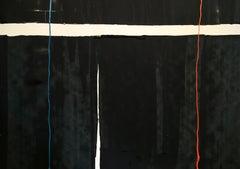 Reconstruyendo IV - Expressionist Painting, Contemporary, Art, Blanca Gibert