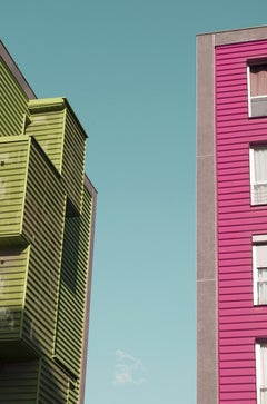 Twins I - Fine Art Photography, Landscape, Sky, Contemporary, Art, Jey Alonso
