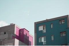Twins II - Fine Art Photography, Landscape, Sky, Contemporary, Art, Jey Alonso