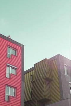 Twins III - Fine Art Photography, Landscape, Sky, Contemporary, Art, Jey Alonso