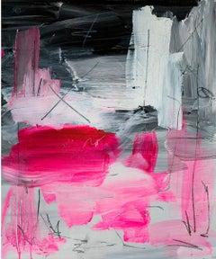Impro VII - Abstract Painting, Oil on Canvas, Contemporary, Art, Antonio Santafé
