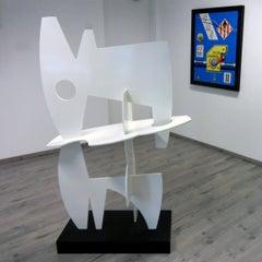 Sans Titre 189 - Abstract Sculpture, Contemporary, Art, Nicolas Dubreuille