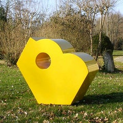 Welcome to the Station - Sculpture, Contemporary, Art, Nicolas Dubreuille