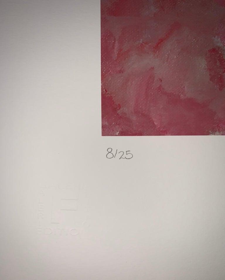 Landschaft  - Giclee - 2018 - Armando - hand-signed - Edition: 25 - 2018 For Sale 3