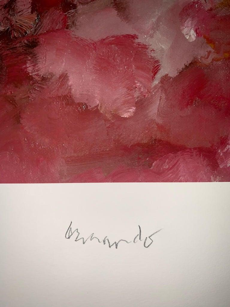 Landschaft  - Giclee - 2018 - Armando - hand-signed - Edition: 25 - 2018 For Sale 2