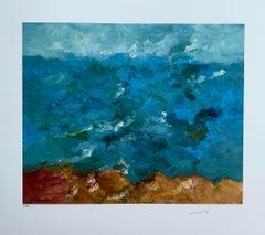Seestück   - Giclee - 2016 - Armando - hand-signed - edition 30 - 2016