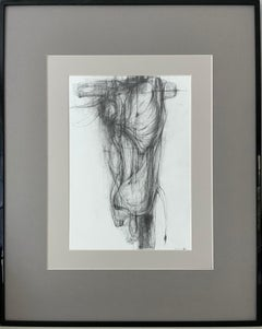 The Bull V - expressive line drawing