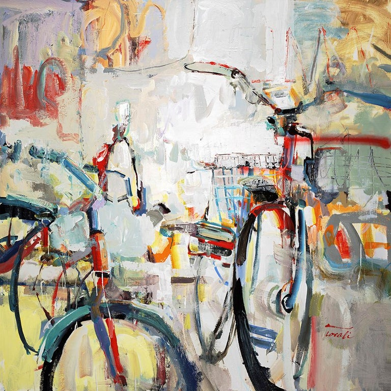 Torabi Abstract Painting - Obsession