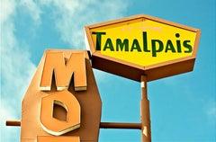 """Tamalpais Motel"" Limited Edition Type C Metallic Photo Print"