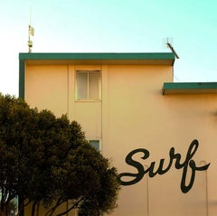 """Surf"" Limited Edition Type C Metallic Print"