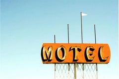 """Motel"" Limited Edition Type C Metallic Print"