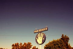 """Palm Reader"" Limited Edition Type C Metallic Print"