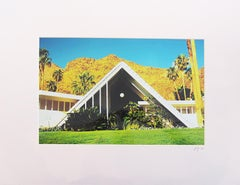 """Jungle House No. 2"" Limited Edition Type C Metallic Print"