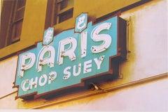 """Paris Chop Suey"" Limited Edition Type C Metallic Print"