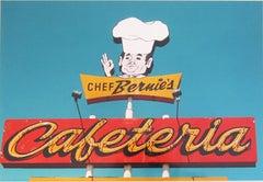 """Chef Bernies"" Limited Edition Type C Metallic Print"