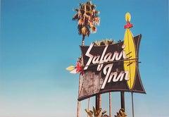 """Safari Inn"" Limited Edition Type C Metallic Print"