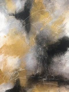 """Maestro #7"" Contemporary Abstract Art"