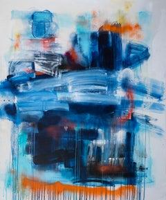"""""""Pop Rocks & Vodka"""" - Contemporary Abstract Art"""