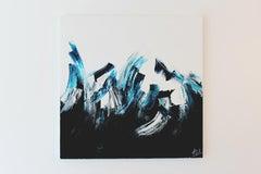 """""""Beckon"""" - Contemporary Abstract Art"""