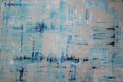 """""""Untitled 5"""" -  Contemporary Abstract Art -Acrylic on Canvas"""