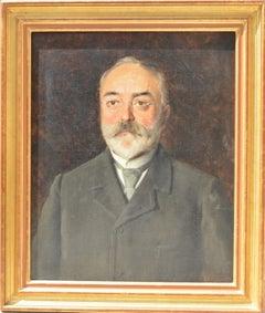 Mr Poisson Portrait